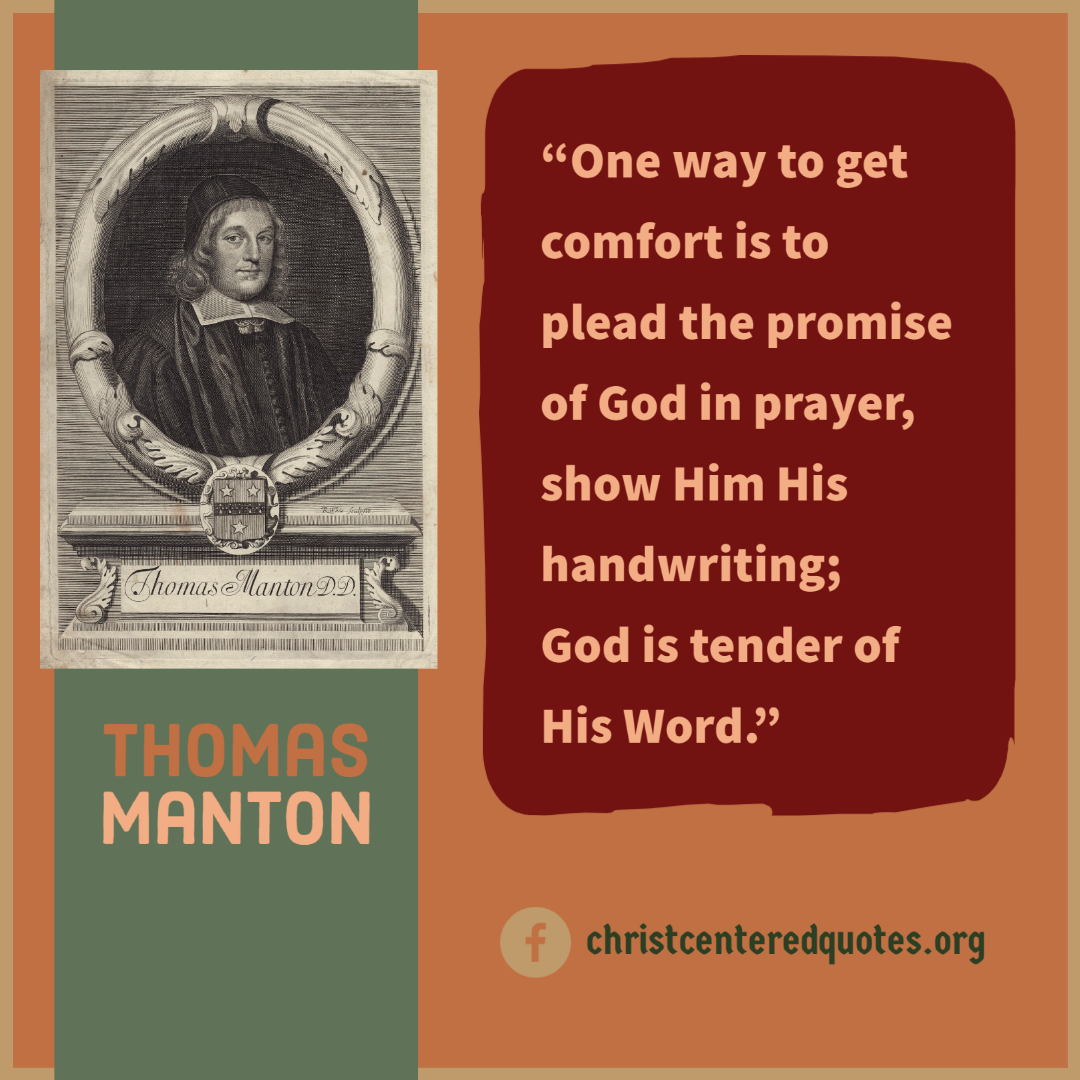 Thomas Manton